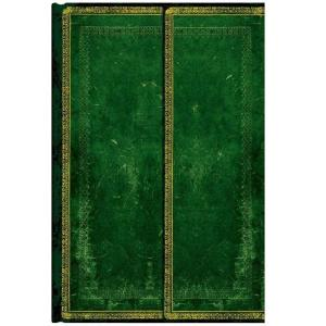 Paperblanks green notebook