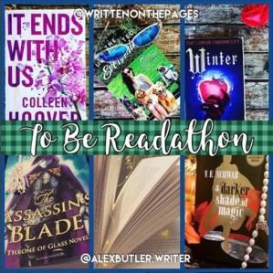 To Be Readathon 2017