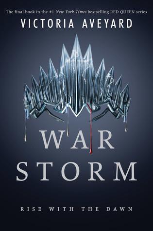 Aveyard - War Storm