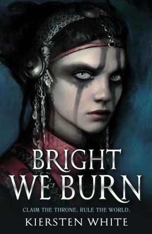 White - Bright We Burn