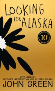 Green - Looking for Alaska (gold)