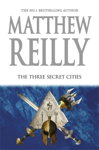 Reilly - Three Secret Cities